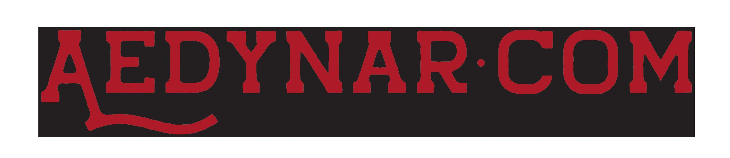 Aedynar grid logo